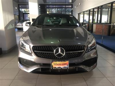 2018 Mercedes-Benz CLA Coupe lease in beverly hills,CA - Swapalease.com