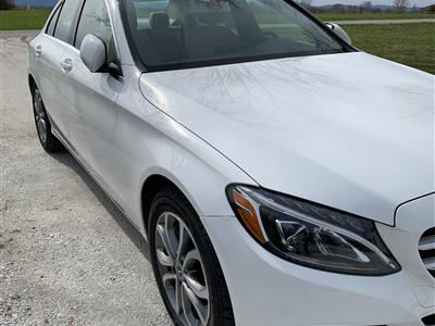 2018 Mercedes-Benz C-Class lease in Charlotte,VT - Swapalease.com