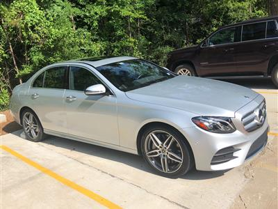 2018 Mercedes-Benz E-Class lease in Montgomery,TX - Swapalease.com