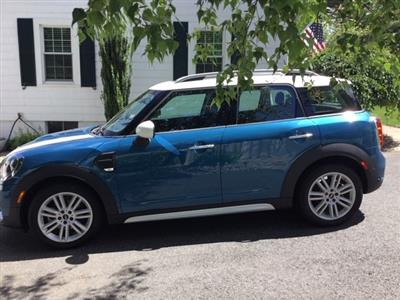 2018 MINI Countryman lease in East Longmeadow,MA - Swapalease.com