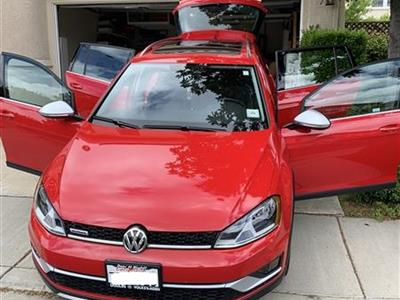 2017 Volkswagen Golf Alltrack lease in Walnut Creek,CA - Swapalease.com