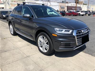 2018 Audi Q5 lease in Santa Monica,CA - Swapalease.com