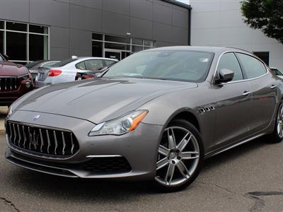 2017 Maserati Quattroporte lease in Garden City,NY - Swapalease.com