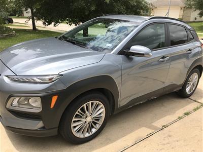 2018 Hyundai Kona lease in Katy,TX - Swapalease.com