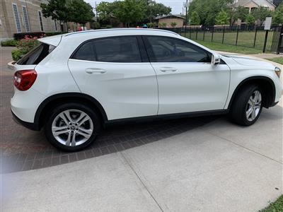 2018 Mercedes-Benz GLA SUV lease in Houston,TX - Swapalease.com