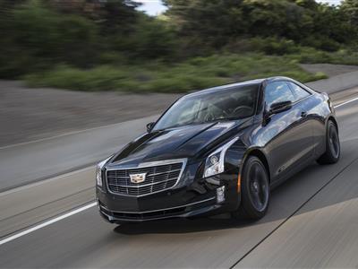 2017 Cadillac ATS lease in Irvington,NY - Swapalease.com