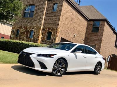 2019 Lexus ES 350 F Sport lease in Grand Praire,TX - Swapalease.com
