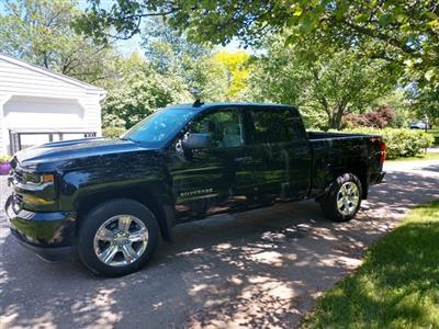2018 Chevrolet Silverado 1500 lease in Blue Bell,PA - Swapalease.com