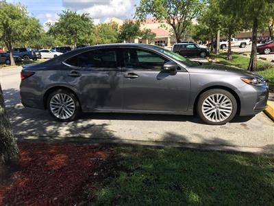 2016 Lexus ES 350 lease in Sunrise,FL - Swapalease.com
