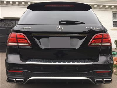 2018 Mercedes-Benz GLE-Class lease in Bloomfield Hills,MI - Swapalease.com