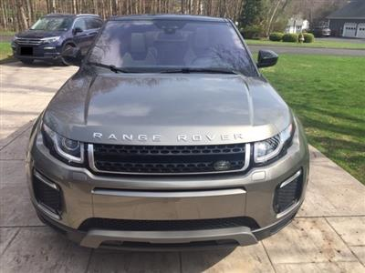 2018 Land Rover Range Rover Evoque lease in Shelton,CT - Swapalease.com