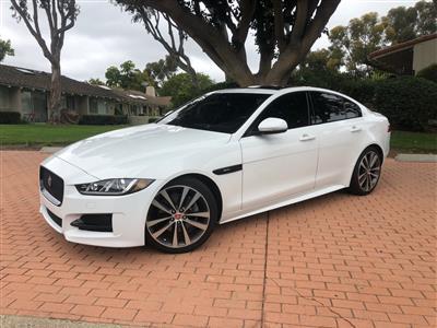 2017 Jaguar XE lease in Newport Beach,CA - Swapalease.com
