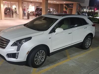 2018 Cadillac XT5 lease in Delray Beach,FL - Swapalease.com