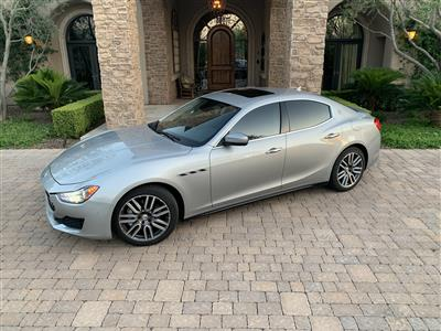 2018 Maserati Ghibli lease in Paradise Valley,AZ - Swapalease.com