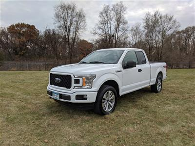 2018 Ford F-150 lease in Cyrstal,MN - Swapalease.com