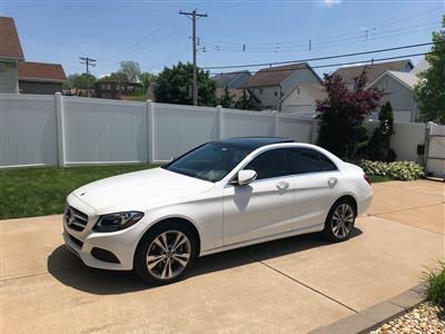 2018 Mercedes-Benz C-Class lease in St. Louis,MO - Swapalease.com