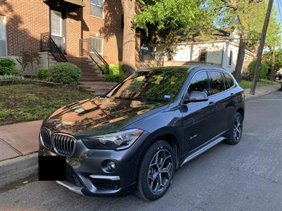 2018 BMW X1 lease in Dallas,TX - Swapalease.com