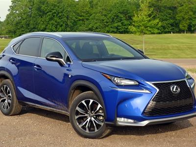 2016 Lexus NX 200t F Sport lease in Stamford,CT - Swapalease.com