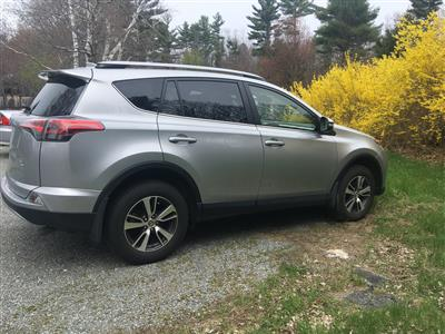 2018 Toyota RAV4 lease in Hubbardston,MA - Swapalease.com