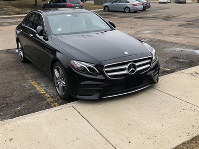 2017 Mercedes-Benz E-Class lease in Zion,IL - Swapalease.com