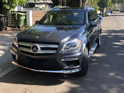 2016 Mercedes-Benz GL-Class lease in Shermon Oaks,CA - Swapalease.com