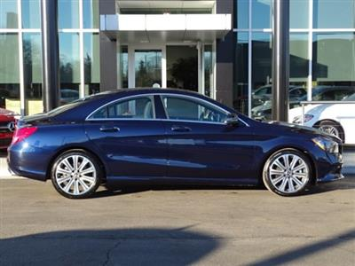 2018 Mercedes-Benz CLA Coupe lease in San Diego,CA - Swapalease.com