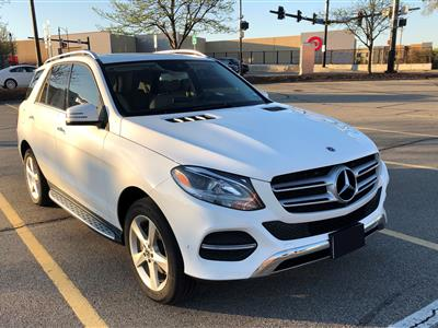 2017 Mercedes-Benz GLE-Class lease in Pittsburgh,PA - Swapalease.com
