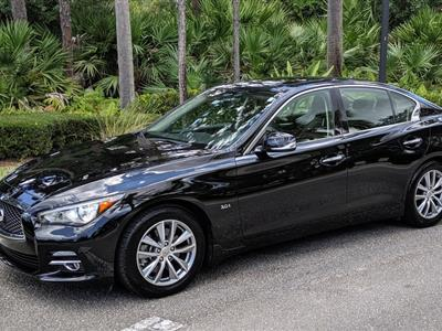 2017 Infiniti Q50 lease in Palm Beach Gardens,FL - Swapalease.com