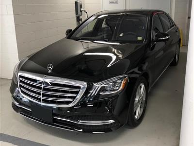 2018 Mercedes-Benz S-Class lease in New York,NY - Swapalease.com