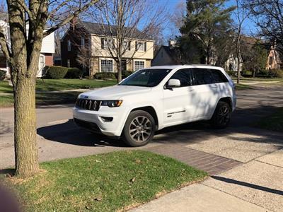2017 Jeep Grand Cherokee lease in Birmingham,MI - Swapalease.com