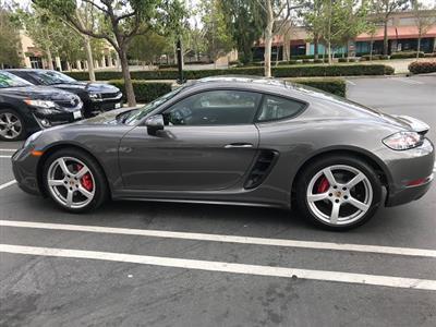 2018 Porsche 718 lease in Monterey Park,CA - Swapalease.com