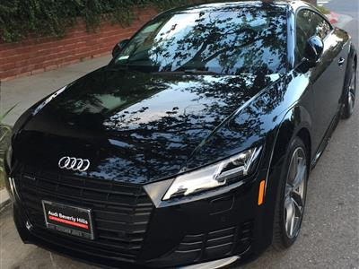 2017 Audi TT Coupe lease in West Hollywood,CA - Swapalease.com