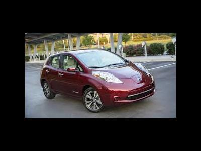 2016 Nissan LEAF lease in Santa Clara,CA - Swapalease.com