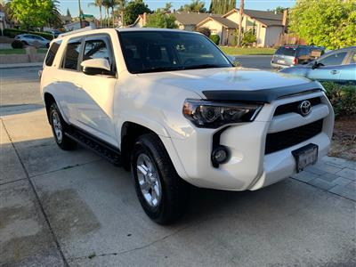 2018 Toyota 4Runner lease in San Jose,CA - Swapalease.com