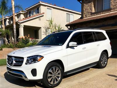 2018 Mercedes-Benz GLS-Class lease in Corona,CA - Swapalease.com