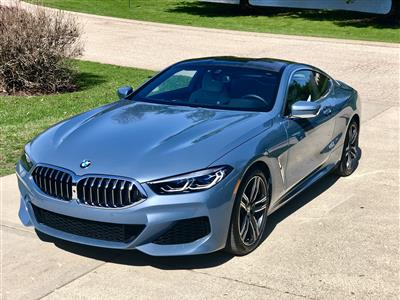 2019 BMW 8 Series lease in Crystal Lake,IL - Swapalease.com