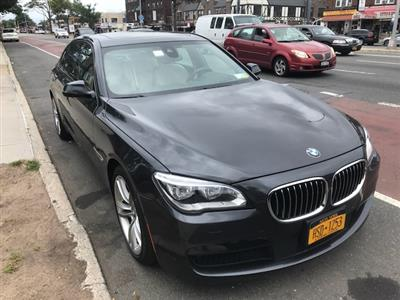 2014 BMW 7 Series lease in Rego Park,NY - Swapalease.com