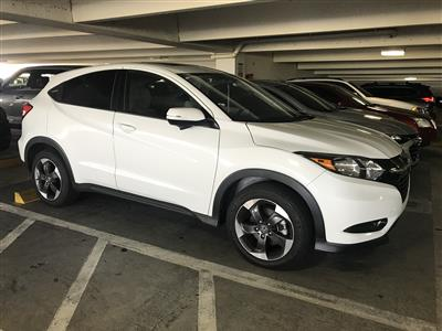 2018 Honda HR-V lease in Halladale Beach,FL - Swapalease.com
