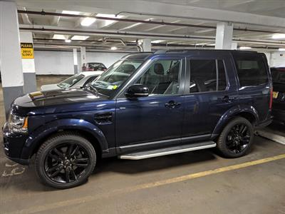 2016 Land Rover LR4 lease in Rego Park,NY - Swapalease.com