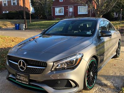2017 Mercedes-Benz CLA Coupe lease in New Brunswick,NJ - Swapalease.com