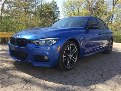 2018 BMW 3 Series lease in Mentor,OH - Swapalease.com