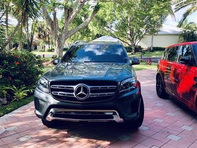 2017 Mercedes-Benz GLS-Class lease in Parkland,FL - Swapalease.com