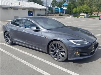 2017 Tesla Model S lease in Burbank,CA - Swapalease.com