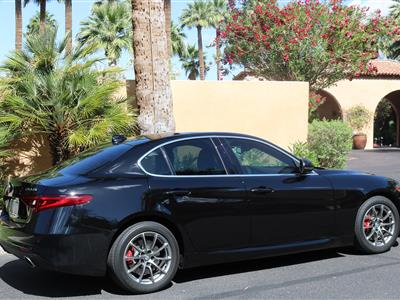 2017 Alfa Romeo Giulia lease in Phoenix,AZ - Swapalease.com