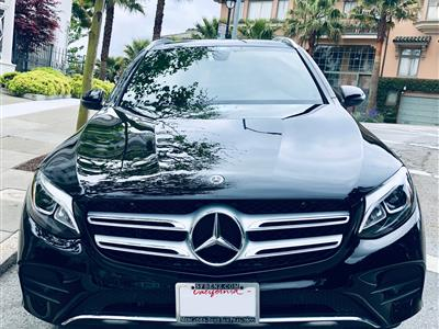 2017 Mercedes-Benz GLC-Class lease in San Franciso,CA - Swapalease.com
