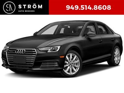 2019 Audi A4 lease in Corona del Mar,CA - Swapalease.com