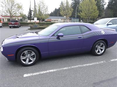 2019 Dodge Challenger lease in Bellevue,WA - Swapalease.com