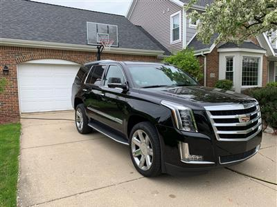 2018 Cadillac Escalade lease in Lansing,MI - Swapalease.com