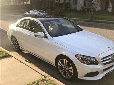 2018 Mercedes-Benz C-Class lease in Dallas,TX - Swapalease.com