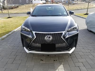 2017 Lexus NX 200t F Sport lease in Little Falls,NJ - Swapalease.com